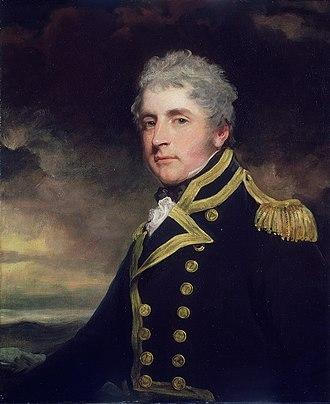 Baron Dufferin and Claneboye - Sir Henry Blackwood,   1st Baronet