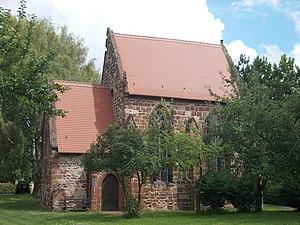 Sittichenbach Abbey - Abbot's chapel