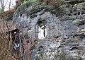 Skalní kaplička naproti kapli svatého Ignáce ve Všemilech (Q105003540).jpg