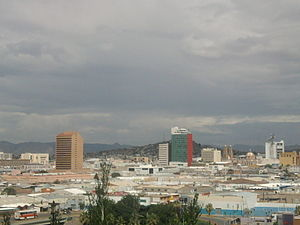 Skyline of Chihuahua
