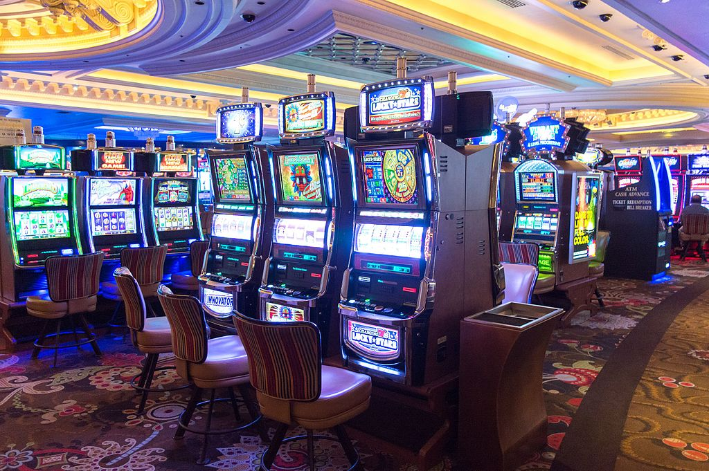 Slot machine montecarlo