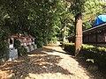 Small shrines and Shimotsu Shrine in Oyamazumi Shrine.jpg