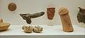 Small terracotta phallus Museum Delos ZdeDelm109.jpg