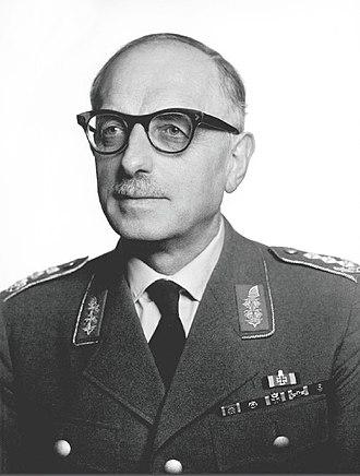 Smilo Freiherr von Lüttwitz - Image: Smilo von Lüttwitz