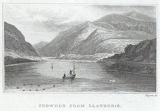 Snowdon from Llanberis