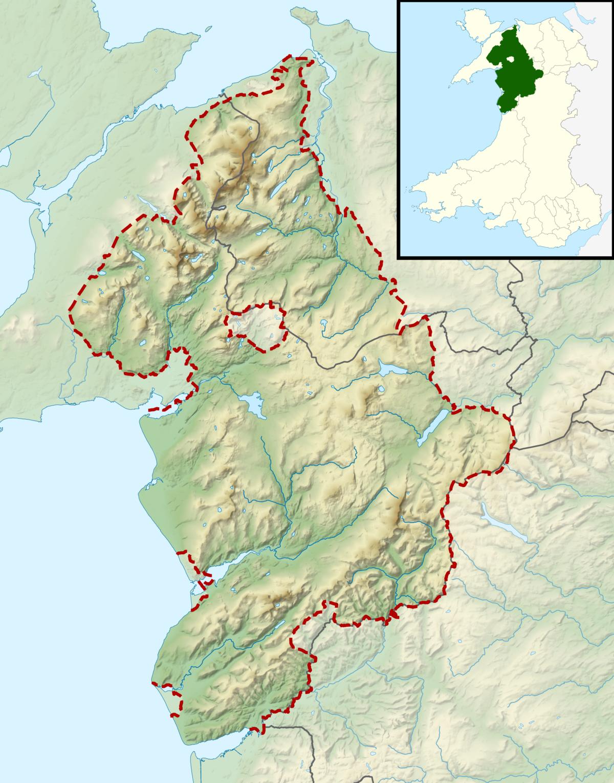 Snowdonia- U00fej U00f3 U00f0gar U00f0urinn