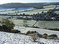 Snowy countryside, Turville - geograph.org.uk - 1034045.jpg