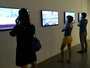 Sandra Becker - Solo-Exhibition Social Dissolve, Goethe-Institute Porto Alegre, Brasil, 2014