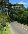Somerby Road near Burrough Hall - geograph.org.uk - 520538.jpg