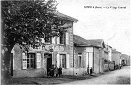 Sonnay in 1910