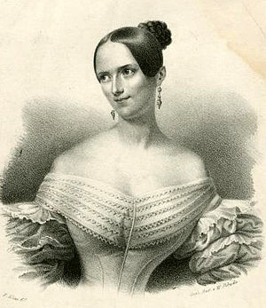Ernani - Sophie Löwe, the first Elvira