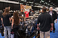 Soultone Cymbals had a busy day - 2014 NAMM Show.jpg
