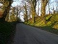 South Hill (B6014) - Uphill View - geograph.org.uk - 396410.jpg