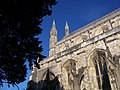 Southerly view of Winchester Cathedral - geograph.org.uk - 1077635.jpg