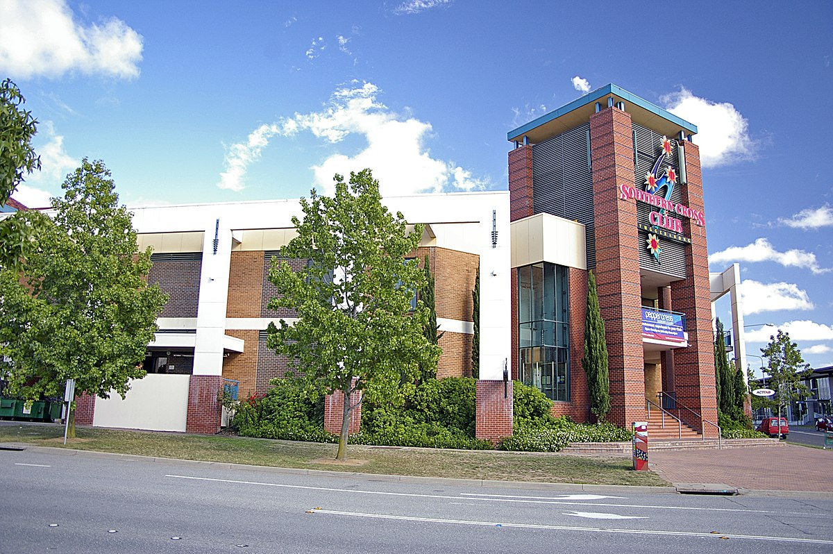 Southern Cross Stadium  Tuggeranong