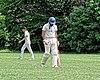 Southgate CC v Stanmore CC at Walker Cricket Ground, Southgate, London 04.jpg