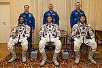 Soyuz TMA-04M crew with backup crew.jpg