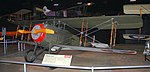Spad VII, Museum of the US Air Forces, Dayton, Ohio. (28020919128).jpg