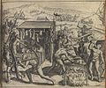 Spanish selling and forcing to eat human flesh fol 27.JPG