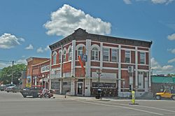 Historic commercial district of Spearfish