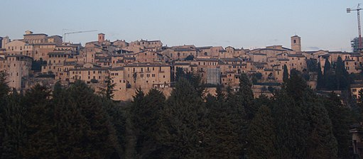 Spello panorama