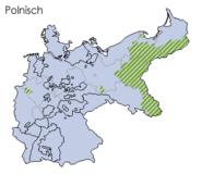 Sprachen deutsches reich 1900 polnisch