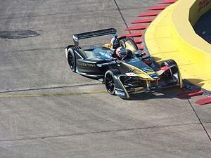 2017 Berlin ePrix - Stéphane Sarrazin switched to Techeetah following Esteban Gutiérrez's move into the IndyCar Series.