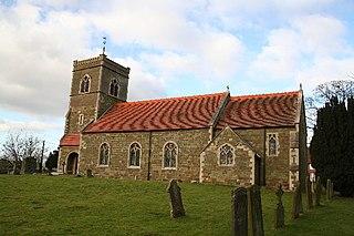 Hemingby Human settlement in England