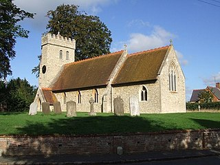 Aston Abbotts village in the United Kingdom