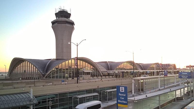 File:St. Louis Lambert T1 from West.jpg