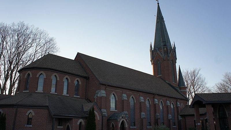 File:St. Mary's RC Church - Owen Sound.JPG