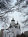 St. Reverend Sophia Sluckaja church in Kurasoŭščyna district in Miensk - panoramio - Andrej Kuźniečyk.jpg