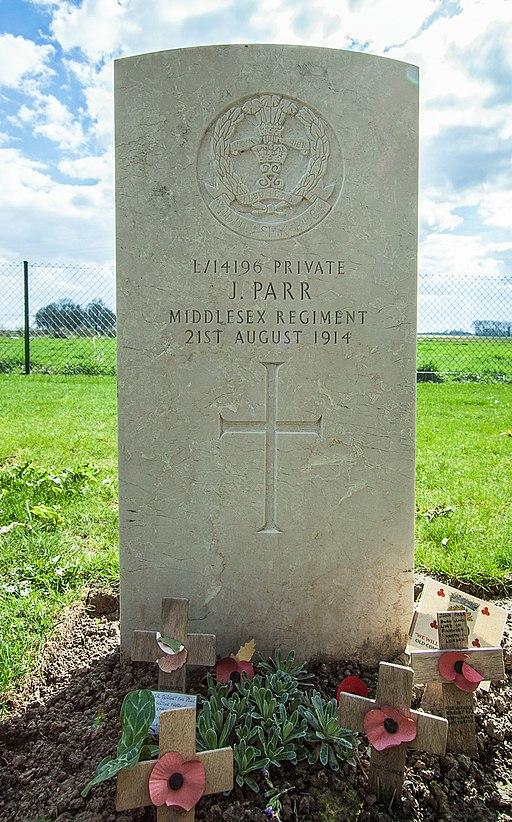 St. Symphorien Military Cemetery -45-3