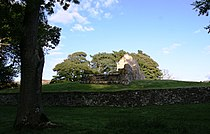 St Blane's Church 20100926 from the west.jpg