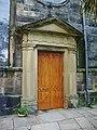 St Chad's Church, Poulton-le-Fylde, Doorway - geograph.org.uk - 964675.jpg