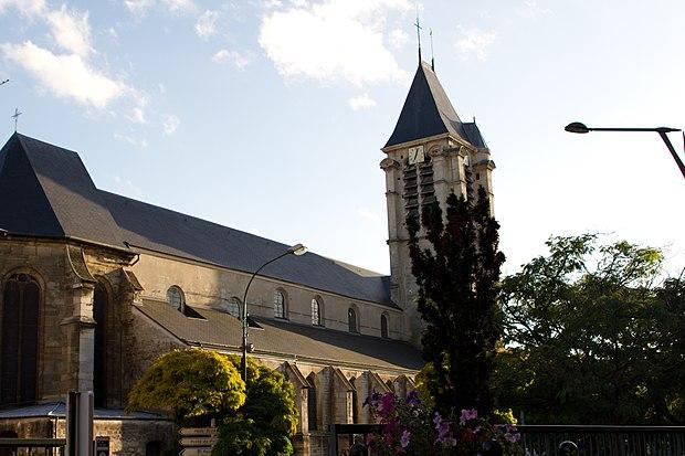Monument historique à Villejuif