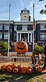 St Helens City Hall and Pumpkin.jpg