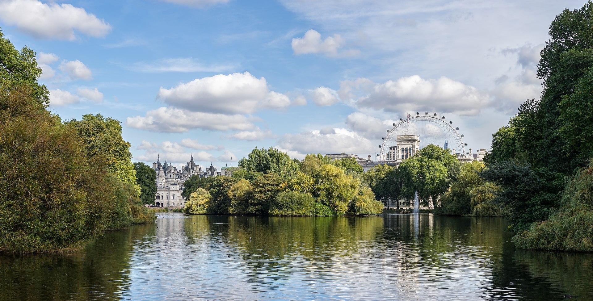 St James's Park - Wikipedia