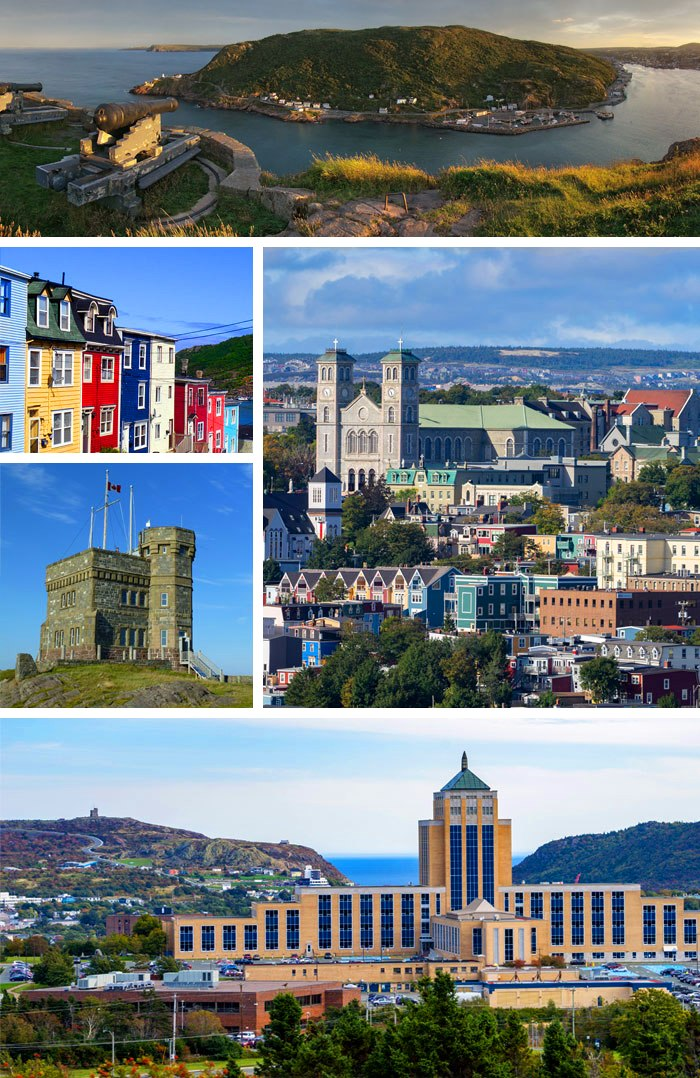 St John's Newfoundland Collage