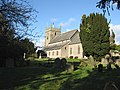 St Mary's Church, Burghill from the southeast - geograph.org.uk - 1131300.jpg