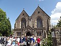 St Mary's Priory Church - Abergavenny - a wedding (19022848202).jpg
