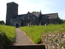 St Mary's church, Woodleigh - geograph.org.uk - 188004.jpg