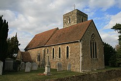 St Michael church Offham, Kent.jpg