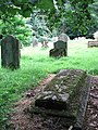 St Nicholas' church - churchyard - geograph.org.uk - 893722.jpg