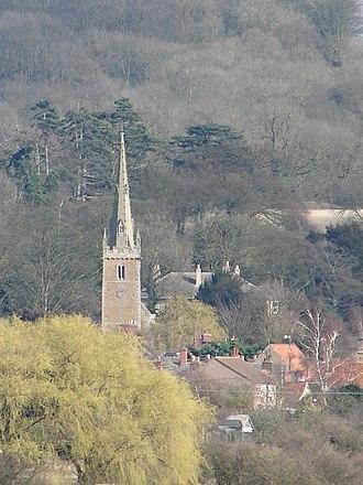 Barkston - Image: St Nicholas Church, Barkston geograph.org.uk 1773464