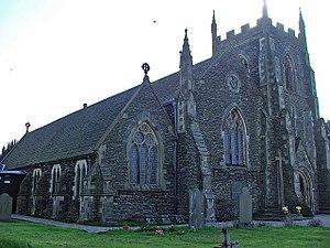Burneside - St Oswald's Church