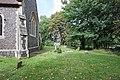 St Peter, Shelley, Essex - Churchyard - geograph.org.uk - 963494.jpg