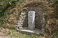 St Veep Millennium Stone - geograph.org.uk - 217983.jpg