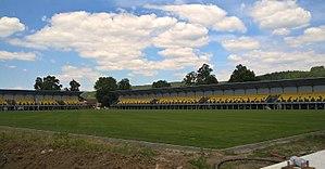 Mestský štadión Žiar nad Hronom - Image: Stadium Ziar nad Hronom