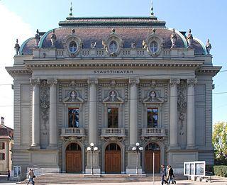 theatre and opera house in Bern, Switzerland